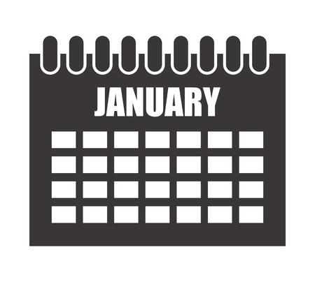 reminder: calendar reminder isolated icon design, vector illustration  graphic