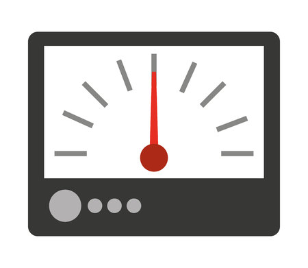 tester: electrical tester isolated icon design, vector illustration  graphic Illustration