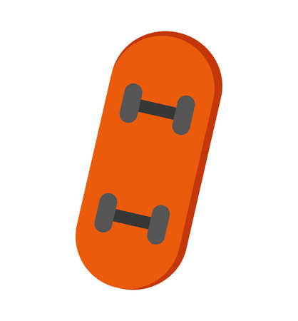 skate board: skate board isolated icon design, vector illustration  graphic