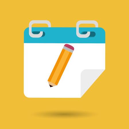 blogging: blog management design, vector illustration eps10 graphic