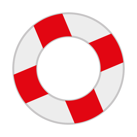 lifeguard: lifeguard float isolated icon design, vector illustration  graphic
