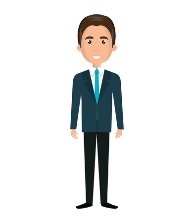 young male: Young male cartoon design, vector illustration graphic icon. Illustration