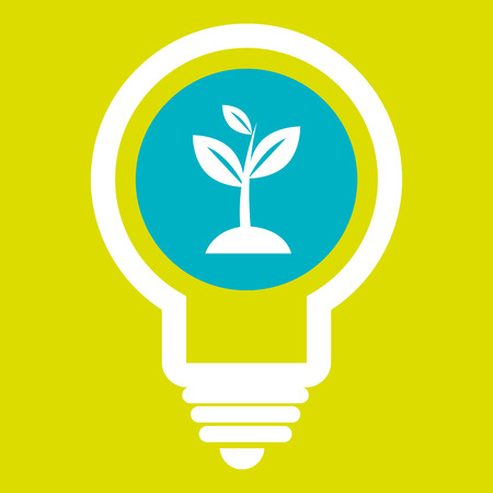 environment protection: signal environment isolated icon design, vector illustration  graphic