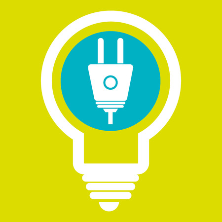 power cable: power cable isolated icon design, vector illustration  graphic