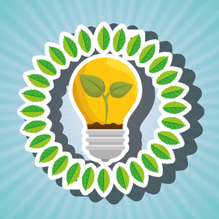 think green isolated icon design, vector illustration  graphic