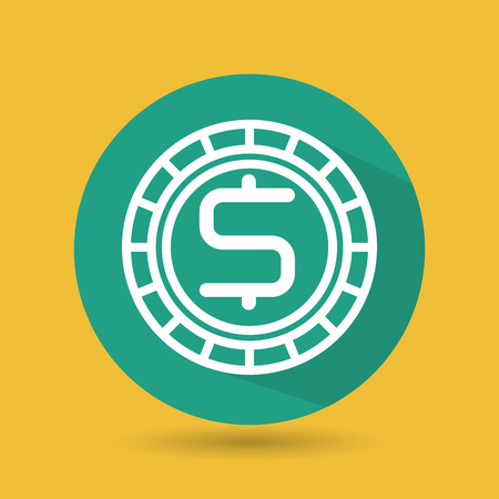 kip: symbol of currency isolated icon design, vector illustration  graphic