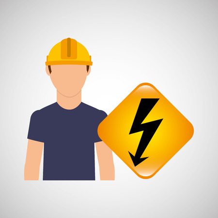 plugging: engineering plugging electricity power icon, vector illustration