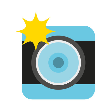 photographic: camera photographic photo icon vector isolated graphic