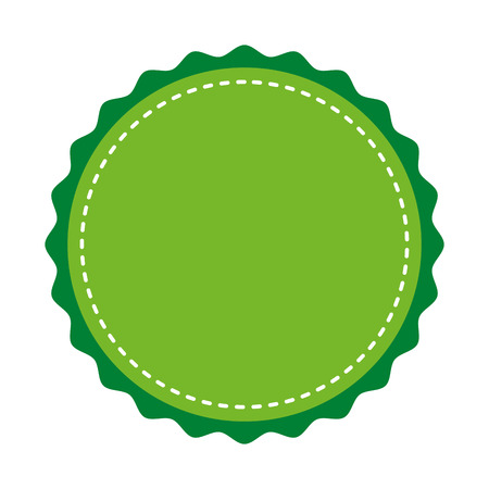 tormented: green seal stamp sticker vector isolated graphic