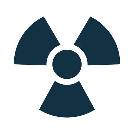 plutonium: nuclear symbol isolated icon vector illustration design Illustration