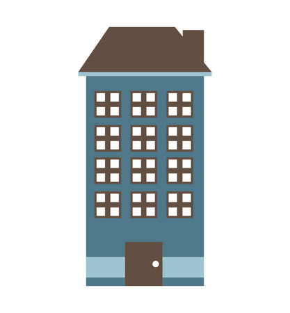 building construction: building construction silhouette icon vector isolated graphic