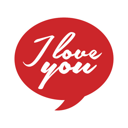 you are welcome: speech bubble message love icon vector isolated graphic
