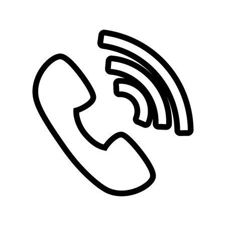 loud speaker: sound loud volume speaker music wave symbol vector illustration isolated