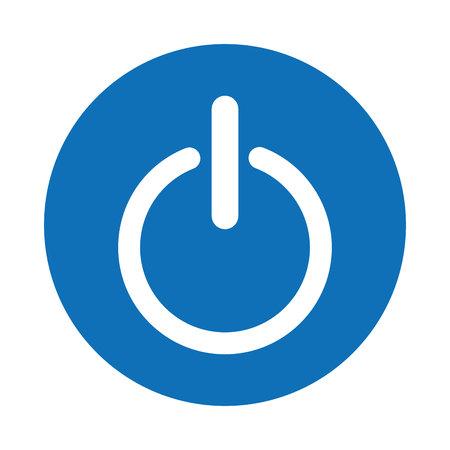 control panel button menu icon vector illustration design