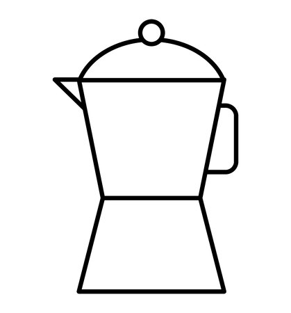teacup: coffee teacup isolated icon vector illustration design Illustration