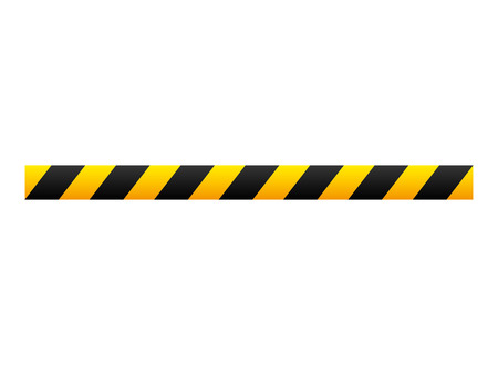 tape dont cross security warning precaution restricted safety vector illustration