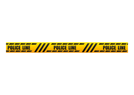 hazard tape: tape dont police cross security warning precaution restricted safety vector illustration