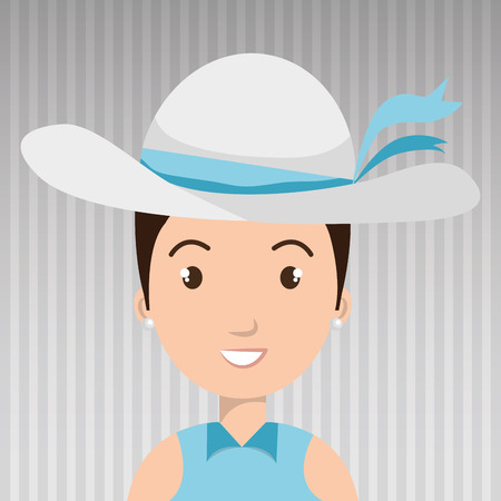 tourist icon: traveler woman tourist icon vector illustration design