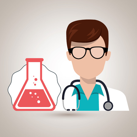 doctor laboratory tube chemistry