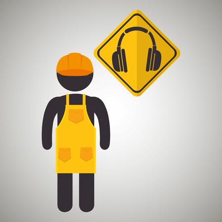 アバター労働者保護ツール ベクトル イラスト デザイン