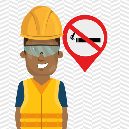 exhalation: worker protection industrial
