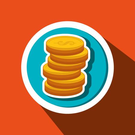 cash money: currency coins money cash