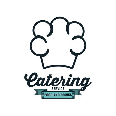 catering delicious food icon vector illustration design