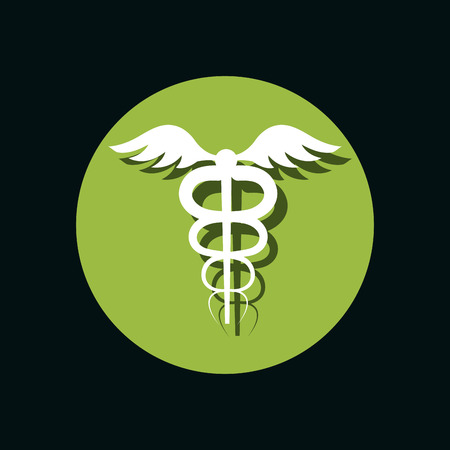 pharmacy symbol: pharmacy symbol isolated icon vector illustration design Illustration