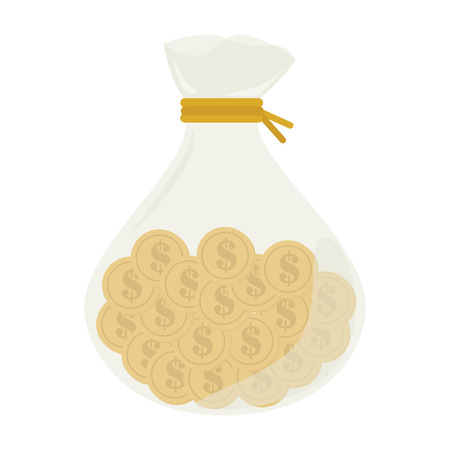 cash money: money dollar cash  icon design, vector illustration