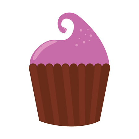 pastry cutters: cup cake love romantic emotions  icon design, vector illustration