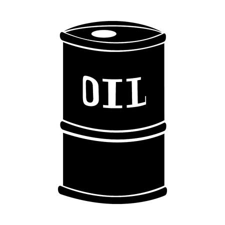 barel: barrel oil gasoline production design Illustration