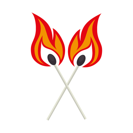 warning vest: fire