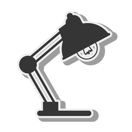 flexible business: lamp