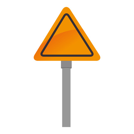 road danger design Illustration