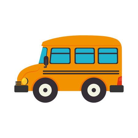 schoolbus: bus Illustration