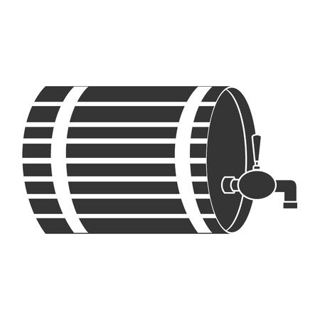 distillery: icon barrel beer drink liquid