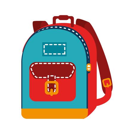 haversack: backpack bag school