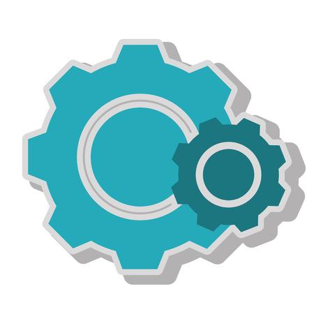 gewerkschaft: Getriebe  Illustration