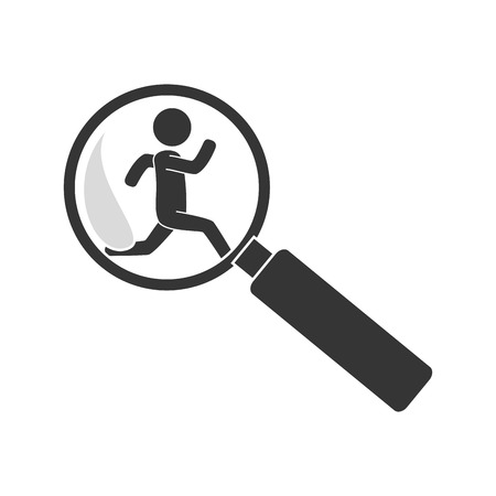 criminal: silhouette man criminal