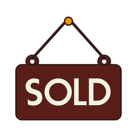 sold: sold sign