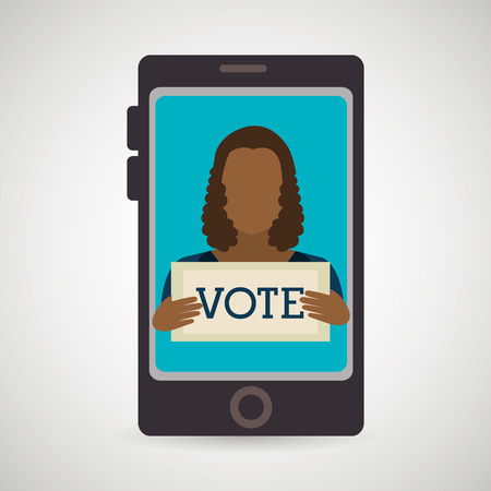 elections: elections voting vote pc vector