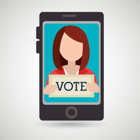 voting: elections voting vote pc
