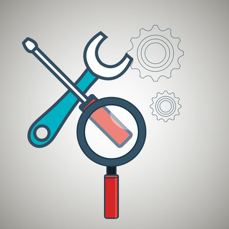 search tools icon vector illustration eps 10