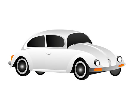 editorial: car vehicle isolated icon vector illustration design