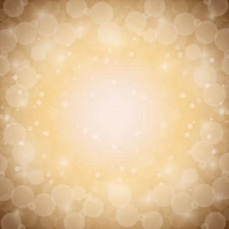 blinking: blurred shiny lights decorative background. Defocused blinking shaped lights. vector illustration