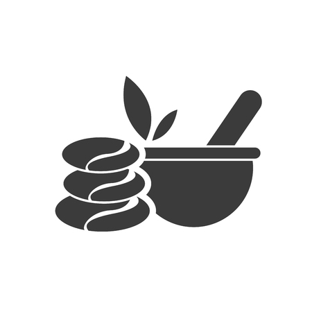 anonym: spa relax service isolated icon vector illustration design