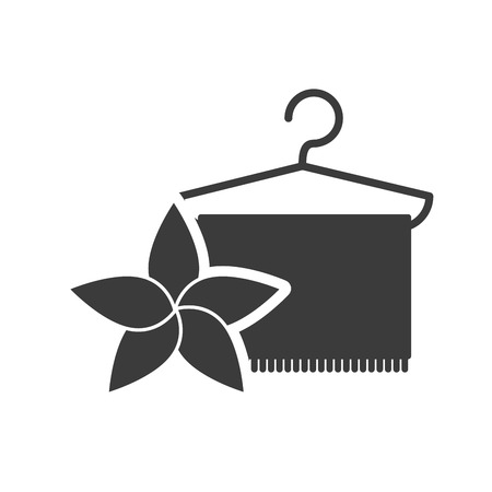 spa relax: spa relax service isolated icon vector illustration design