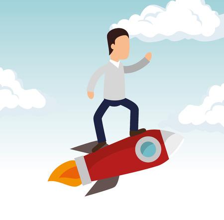 training business concept design vector illustration eps 10