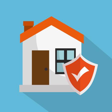 icon insurance security design vector illustration eps 10 Illustration