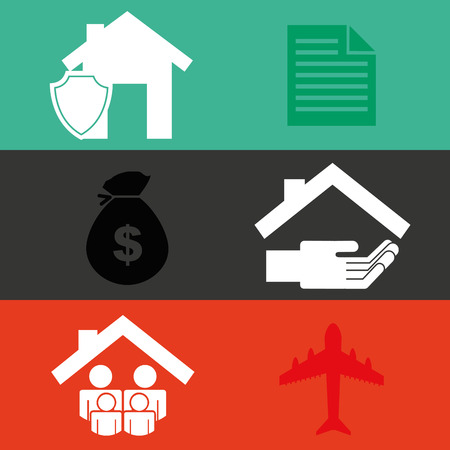 best security: best insurance concept icon vector illustration design Illustration